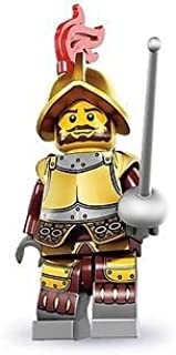 T & Y Shop Lego Series 8 the Conquistador #2 8833 Minifigures Lego Toys.