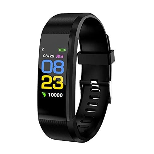 Orologio Telefono Per Ragazzo E Ragazza 115Plus Bracciale Smart Band Tracker Smartband Bluetooth Wristband Smart Watch-1 Sportivo Fitness Tracker Ip68