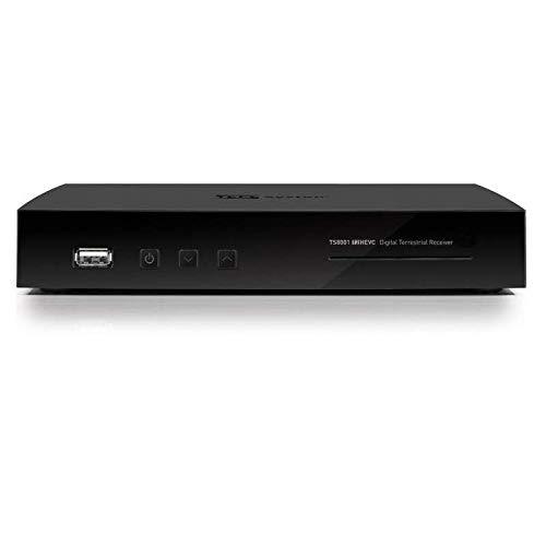 Telesystem TS8001 Terrestre Full HD Nero set-top box TV