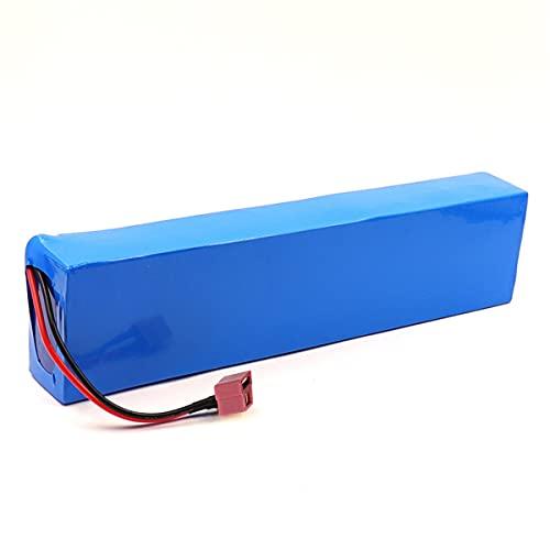 SSCYHT Batería de Litio de 24v 6ah 8ah 10ah para 24v 250w 350w Motor Bicicleta eléctrica Silla de Ruedas batería de Scooter + Cargador 2a,24V6Ah