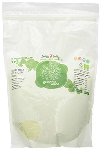 Harina de Guisante Eco (1kg)