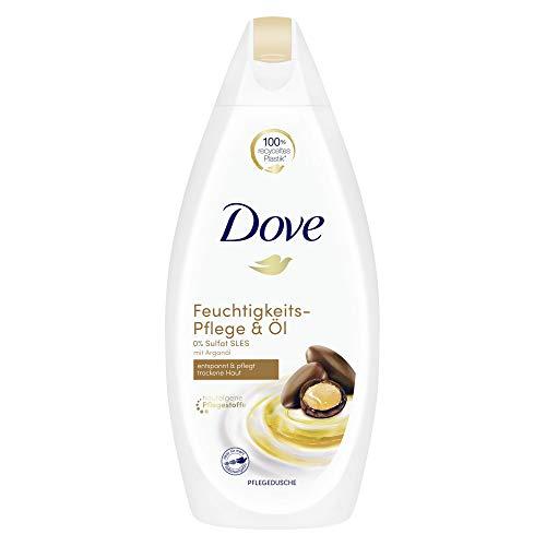 Dove Pflegedusche Feuchtigkeits-Pflege und Öl, 400 ml