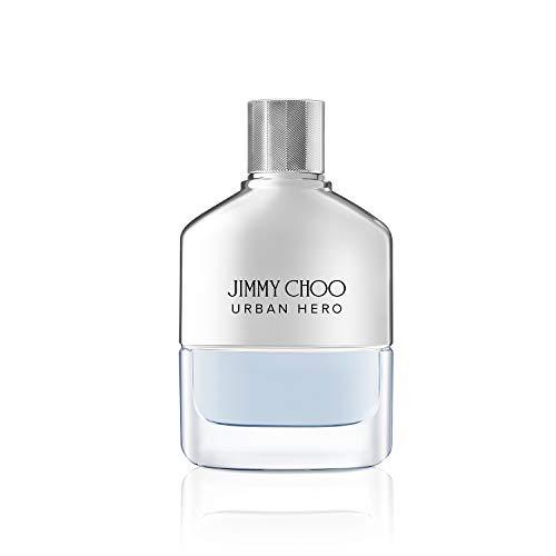 Jimmy Choo Urban Hero Eau de Parfum Uomo, 100 ml