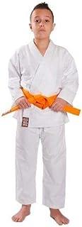 Haganah 13163 Kimono Haganah Karate Reforçado Branco Infantil Hkk