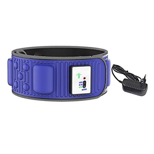 yotijar Cinturón de Adelgazamiento Abdominal Estimulador de Vibración Masajeador de Cintura