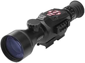 ATN X-Sight II HD 5-20 Smart Day/Night Rifle Scope w/1080p Video, Ballistic Calculator, Rangefinder, WiFi, E-Compass, GPS, Barometer, IOS & Android Apps (Renewed)