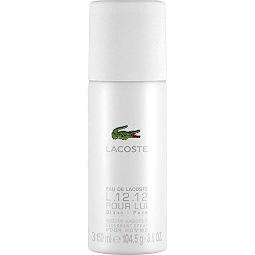Lacoste Lacoste Eau De Lacoste L.12.12 Blanc Deo Spray 150Ml 150 ml