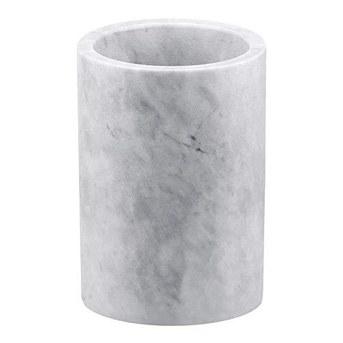 FMOGE Cubo De Hielo Moderno Minimalista Mármol Natural Cubo De Hielo Cubo De Grano De Hielo Hogar Comercial Aislamiento Champán Vino Tinto Hielo Barril De Vino con