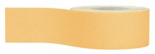 Bosch Professional Schleifrolle für Holz und Farbe (115 mm, 5 m, Körnung 120, C470)