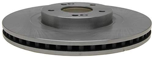 ACDelco Silver 18A81010A Front Disc Brake Rotor