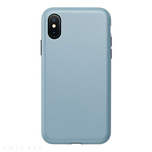 【iPhoneXS/X ケース】Smooth Touch Hybrid Case for iPhoneXS iPhoneX 新型iPhone 米軍MIL規格取得 耐衝撃...