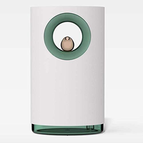 lndytq Humidificador Cool Mist para niños 400ml Humidificador pequeño y silencioso para Dormitorio (Color: B)