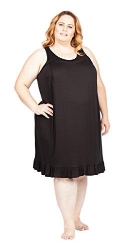 Product Image of the Savi Mom Plus Size Nursing/Breastfeeding Maternity Nightgown Sleepwear Dress...