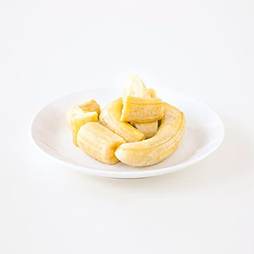 VITAFOOD/樹の上完熟 冷凍フルーツ 冷凍バナナ 1.44kg (240g×6パック) 砂糖不要 甘い 南国 フレッシュ スムージー デザート Vitamix バイタミックス 新鮮 おいしい 無農薬
