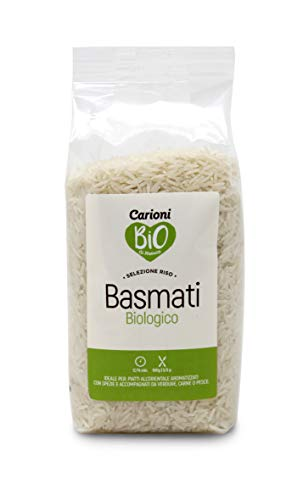 Carioni Food & Health biologische rijst, 500 g, 10 stuks