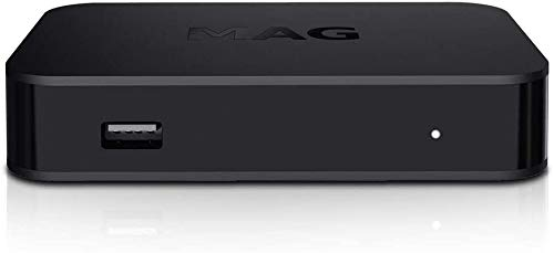 MAG 420 IP TV HEVC H.265 4K UHD 60FPS Linux USB 3.0 LAN HDMI