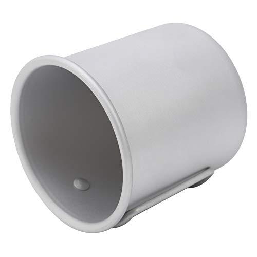 01 Taza de té, Taza de Agua de aleación de Aluminio con asa Plegable para Acampar para Picnic para Exteriores