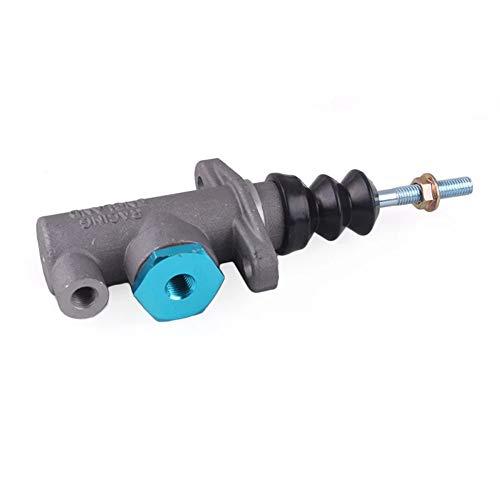 Hydraulische Kupplungs Bremspumpe,MoreChioce CP2623 Aluminium Universal Racing Hauptbremszylinder Hauptbremspumpe Handbremspumpe für Kraftfahrzeugen Modifizierung