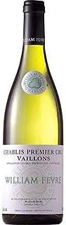 シャブリ プルミエクリュ ヴァイヨン 2018 メゾン ウィリアム フェーブル 750ml 白ワイン フランス ブルゴーニュ