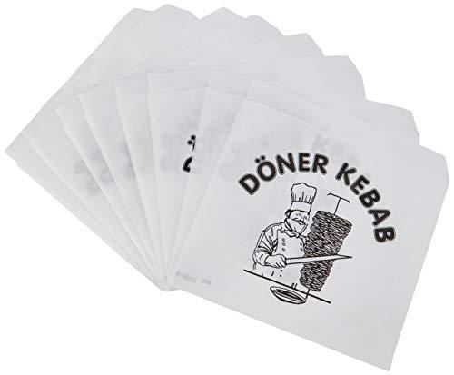 Einweggeschirr & Besteck Döner-Kebab Tüten