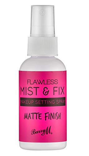 Barry M Cosmetics Makeup Setting Spray, Matte