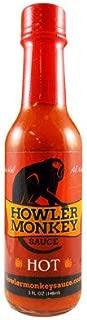 Howler Monkey Sauce - Hot