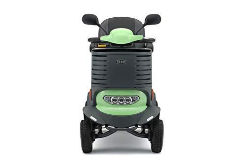 ハンドル型電動車いす シニアカー 遊歩スマイル[ 試乗 保険 点検付]