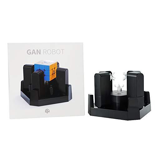 GAN Robot, máquina para Resolver Cubos Scrambler y solucionador automático de Rompecabezas con Inteligencia Artificial, Compatible con Cubos de Velocidad 356i