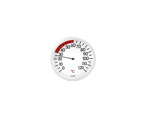 eliga - Termometro per cabina a infrarossi, 120 mm