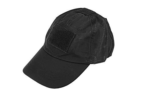 The Mercenary Company Tactical Operator Cap Black
