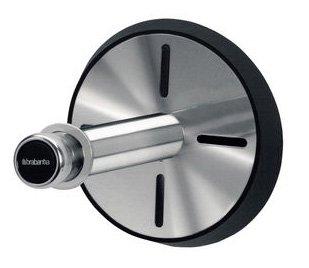 Brabantia 364709 Toilettenpapierhalter Matt Steel