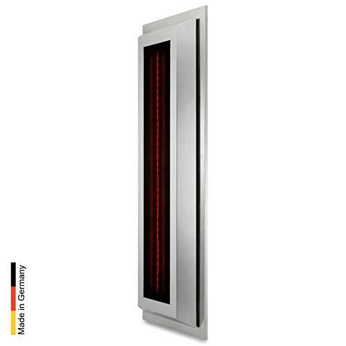 Infrarotstrahler für Sauna RotLicht Top für Aufputz-Montage von artvion (1300 Watt)