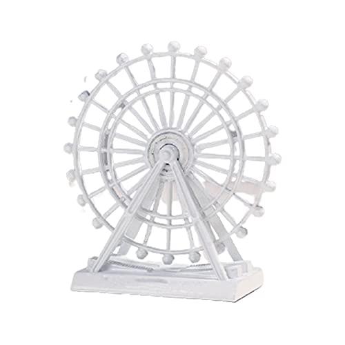 QKFON Metal Earth Fascinations Ferris Wheel Ferris Wheel 3D Metal Model Kit...