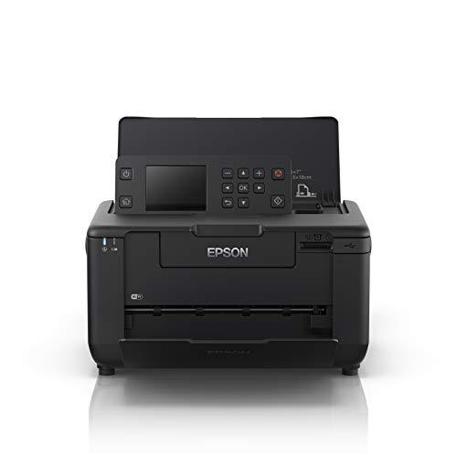 Epson Impresora Fotográfica PM-525 Portátil, USB / PictBridge