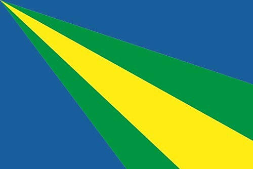 U24 Sticker Zeewolde (Nederland) vlag vlag 8 x 5 cm autosticker sticker sticker
