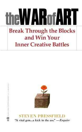 The War of Art: Break Through The Blocks and Win Your Inner Creative Battles - Paperback by Shawn Coyne