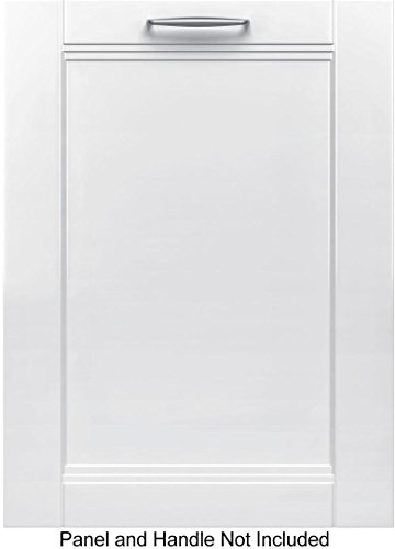 "Bosch SHVM78W53N 800 Series 24"" Built In Fully Integrated Dishwasher with 6 Wash"