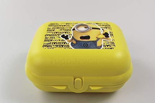 Tupperware To Go Twin gelb Minions Brotdose Größe 3 Tupper