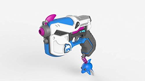 D.Va - Waveracer - Overwatch - Cosplay - 3D gedruckt mit LEDs