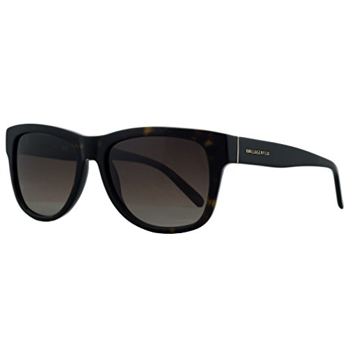 Karl Lagerfeld Herren KL 811 013 Rectangle UV-Schutz Sonnenbrillen