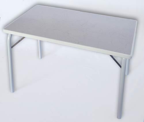 tavolo pieghevole 90 Castelmerlino 86 Tavolo Pieghevole Camper in Compensato Marino cm 90 x 70