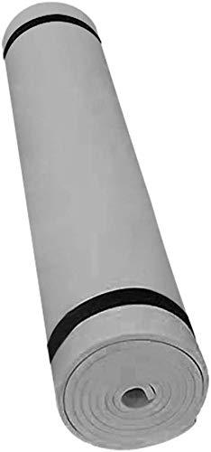 PPOSH Estera del ejercicio de la estera de yoga Mat de yoga antideslizante Mat de yoga Mat de la fitness Mat de fitness Jade Yoga Mat a acolchado para fitness Pilates Gimnasia gruesa duradero 173 x 61