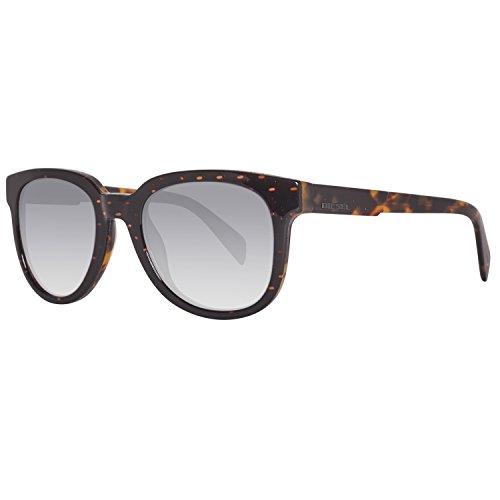 Diesel Sonnenbrille DL0137 5274C Gafas de sol, Marrón (Braun), 52 Unisex Adulto