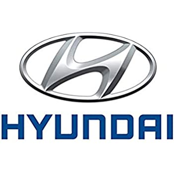 Genuine Hyundai Parts 92101-27050 Driver Side Headlight Assembly Composite