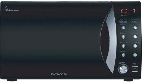 DAEWOO KOR 9AOR - Micro-ondes Noir