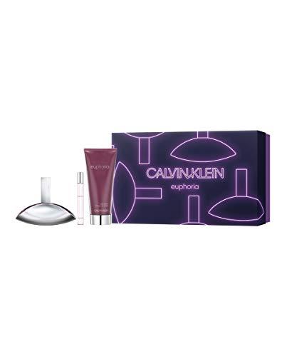 Calvin klein euphoria eau de parfum 100ml + leche corporal 200ml