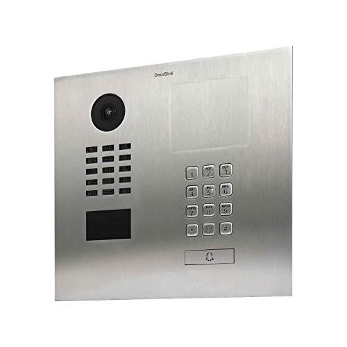 Doorbird D2101KH - Vormontierte gravierbare Informationstafel - Doorbird