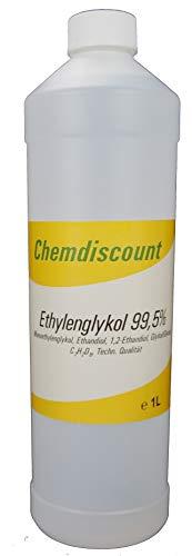 1Liter Glykol mind. 99,5%, Monoethylenglykol, Ethylenglykol, Konzentrat, versandkostenfrei!