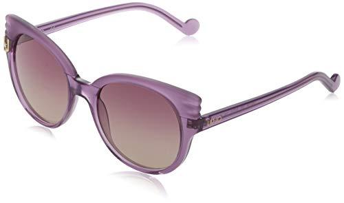 Liu Jo Lj687Sr 505 54 Gafas de sol, Plum, Mujer