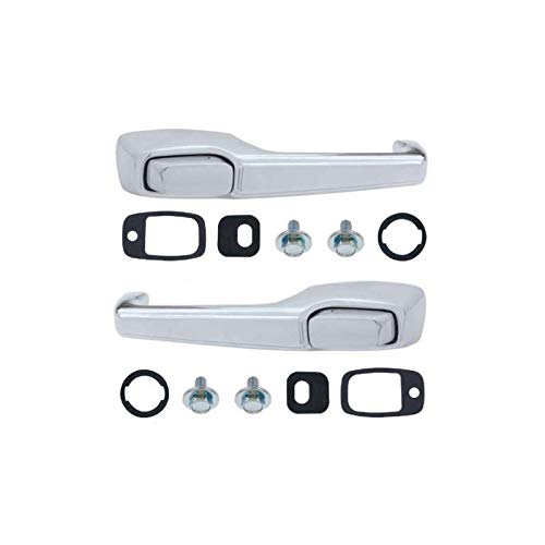 United Pacific Outside Door Handle Set for 1967-72 Chevy Truck (Pair)